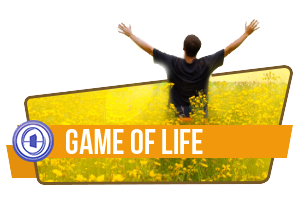 thetahealing game of life